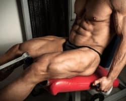 Smart leg workout for a freakish pump