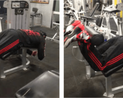 Top 5 bodybuilding exercises performed badly
