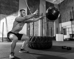 Medicine Ball Training: Hoover Ball and Wall Ball